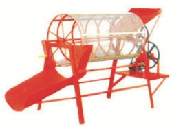 Heavy Angle Rotating Sand Seiver, Screener Size: 4 * 2