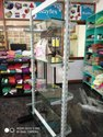 6ft h Free Standing Stand