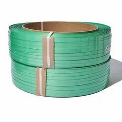 Green PP Strap Roll