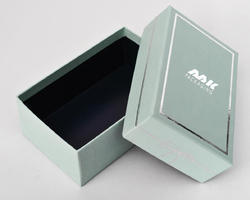 Designer Printed Rigid Box