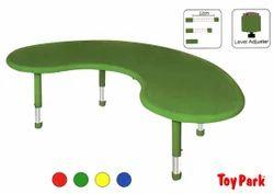 Adjustable Moon Table (f 816)