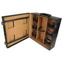 Black - 06 Travel Bar Set