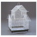 Metal Hanging Bird Cage House