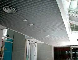 Baffle Ceiling for Sound Diffusers