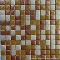 Metallic Glass Mosaic Tiles
