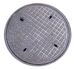 Ductile Iron Round  Manhole Covers
