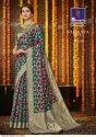 Partywear Silk Sarees
