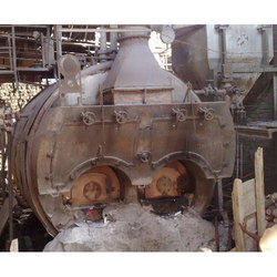 Used Laxmi Vespa Industrial Steam Boiler