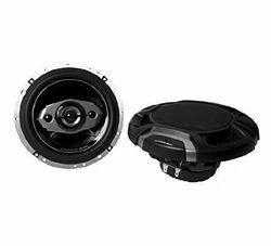 Lightning Audio La-1654 4-way Full-range Car Speakers