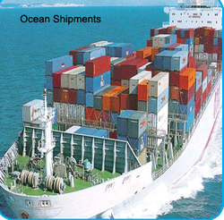 Rail Cargo Moving Services and Ocean Shipping Services