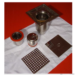 Stainless Steel Floor Drain Traps - SS Nahani Trap Manufacturer from