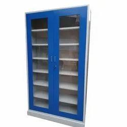 PV Engineering Double Door MS Library Cupboard