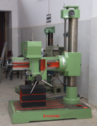 Heavy Duty Radial Drill Machines