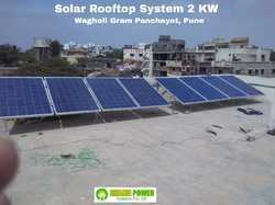 2kw Rooftop Solar Systems