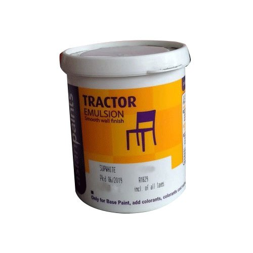 Tractor Sparc Economy Emulsion Paint Packaging Size 15 Litre Packaging Type Bucket Rs 230 Litre Id 21800621591