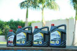 Signature 5W/40 Synthetic Oil, Packaging Type: Bucket
