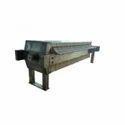 Manual Filter Press, Capacity: 1-500, 500-1000 Litres/hr