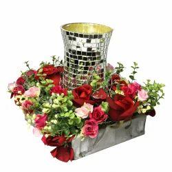 Artificial Flower Arrangement, Centre Table