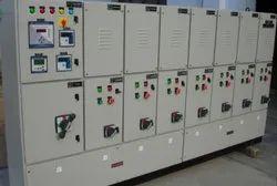 3 Phase AC MCC PANEL, 433V, IP Rating: IP65