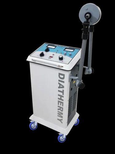 Shortwave Diathermy Machine Swd (pulse 1000w Con 500w )