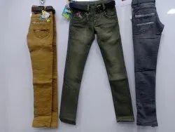 Denim Sulphur Pants