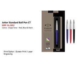 Parker Jotter Standard CT Ball Pen (Blue)