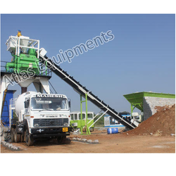 Atlas Equipments, Mehsana - Manufacturer of Stationary concrete