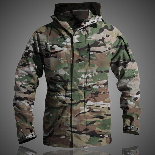 6e6e333ee49a7 Male Alokh Print Cloth Men's Army Jacket, Rs 1100 /piece, New ...