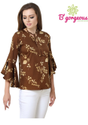 B Gorgeous Bell Sleeve Top