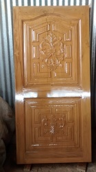 Designer Carved Door