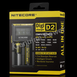 Nitecore Intelligent Lithium Ion Battery Charger