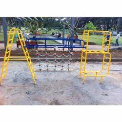 A To B Playground Climber