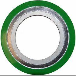 Spiral Gasket, Thickness: 3.5mm Thick, Round