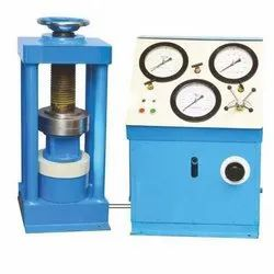 Electrical Cube Testing Machine
