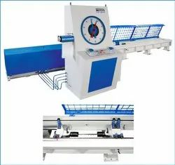Analogue Horizontal Chain & Rope Testing Machine : FCR