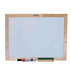 Marker Writing Board, Frame Material: Wooden , For School