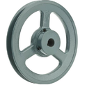 Casted Split Flat Pulleys