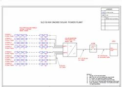 Electrical Engineering Grid Tie Solar plant consultancy, for Commercial