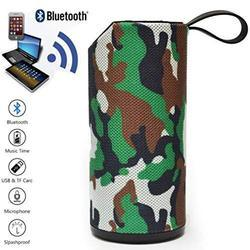 AVMART TG 113 Military Bluetooth Wireless Outdoor Portable USB MP3 Player for All Android Devices