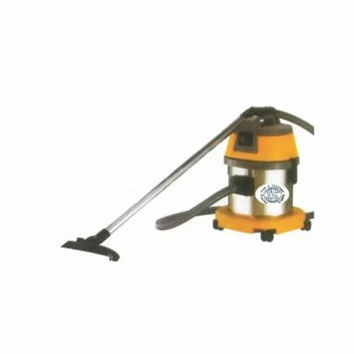 Stainless Steel Industrial Wet And Dry Vacuum Cleaners