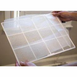 AC Indoor Filter, Pre Filter, Bag Filter