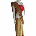 Ladies Designer Plain Saree