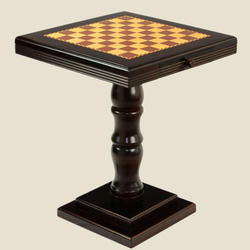 Antique Chess Table