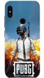 Pubg Mobile Back Cover