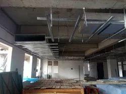 Copper Pipe HVAC Work