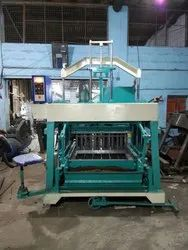 Autofeeder Hollow Solid Block Making Machine