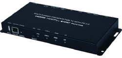 4K UHD HDMI/ Display Port/VGA/USB Type-C to HD BaseT Switcher