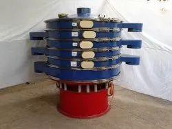 Round Tea Sorting Machine