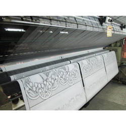 Jacquard Raschel Knitting Machine