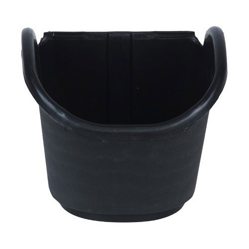 Black Vertical Garden Wall Hanging Pot